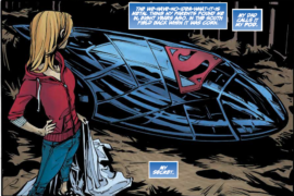 Old Story with a Fresh Start in Supergirl: Being Super #1 (Review)