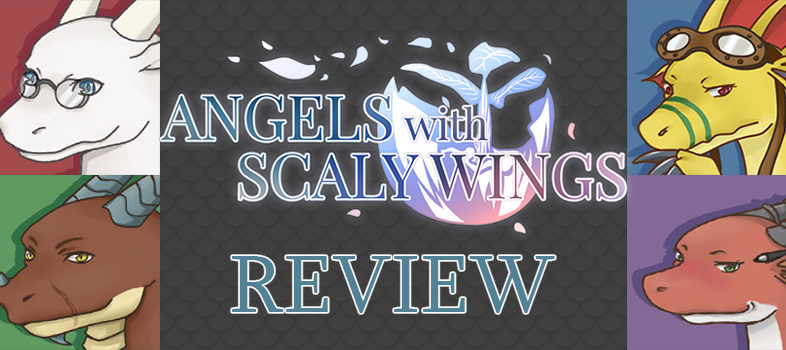 Dating Dragons in Angels with Scaly Wings REVIEW