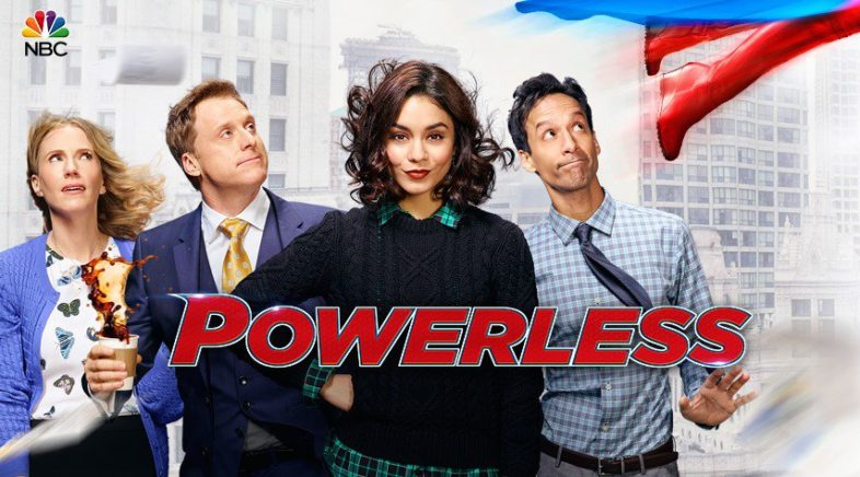 Newest Powerless Trailer Features Starro and the Bat-Family……….Sort Of.