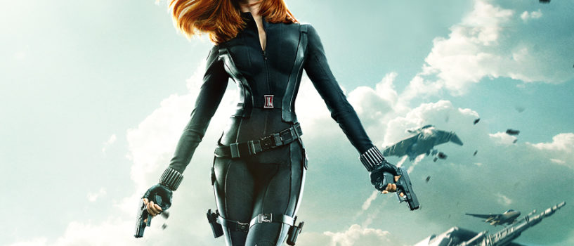 Scarlett Johansson has made Three Black Widow solo films and We Never Noticed