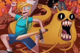 """Marceline and Bonabelle Bond in """"Adventure Time Comics"""" #7 (Review)"""