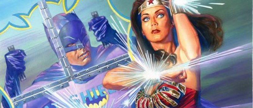 "Holy Retro Comic Team-Up: ""Batman '66 meets Wonder Woman '77"" #1 (Review)"