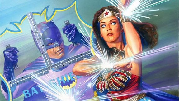 "Holy Retro Comic Team-Up: ""Batman '66 meets Wonder Woman '77"" #1 (Review)"