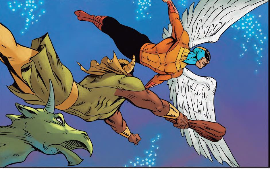 Pow! Right in the Childhood! Future Quest #9 REVIEW