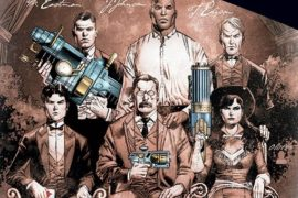 "Giving History's Heroes a whole new meaning: ""Rough Riders"" Volume 1 (Review)"