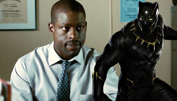 Sterling K. Brown joins Marvel's Black Panther