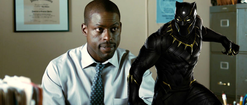 Sterling K. Brown joins Marvel's Black Panther