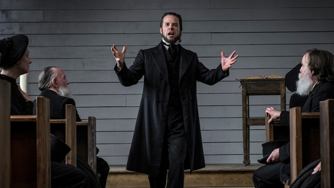 'Brimstone' Seeks to Scare and Disturb Audiences
