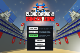 Gaming With Devs | Clone Drone in the Danger Zone