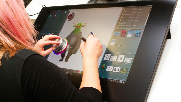 The Dell Canvas Offers A Solution for Content Creators