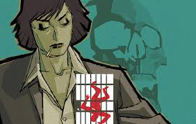 Everyone's a Prisoner of Something in Dead Inside #2 REVIEW