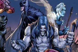 Rage Against the Dying of the Light: Justice League vs Suicide Squad #6 REVIEW