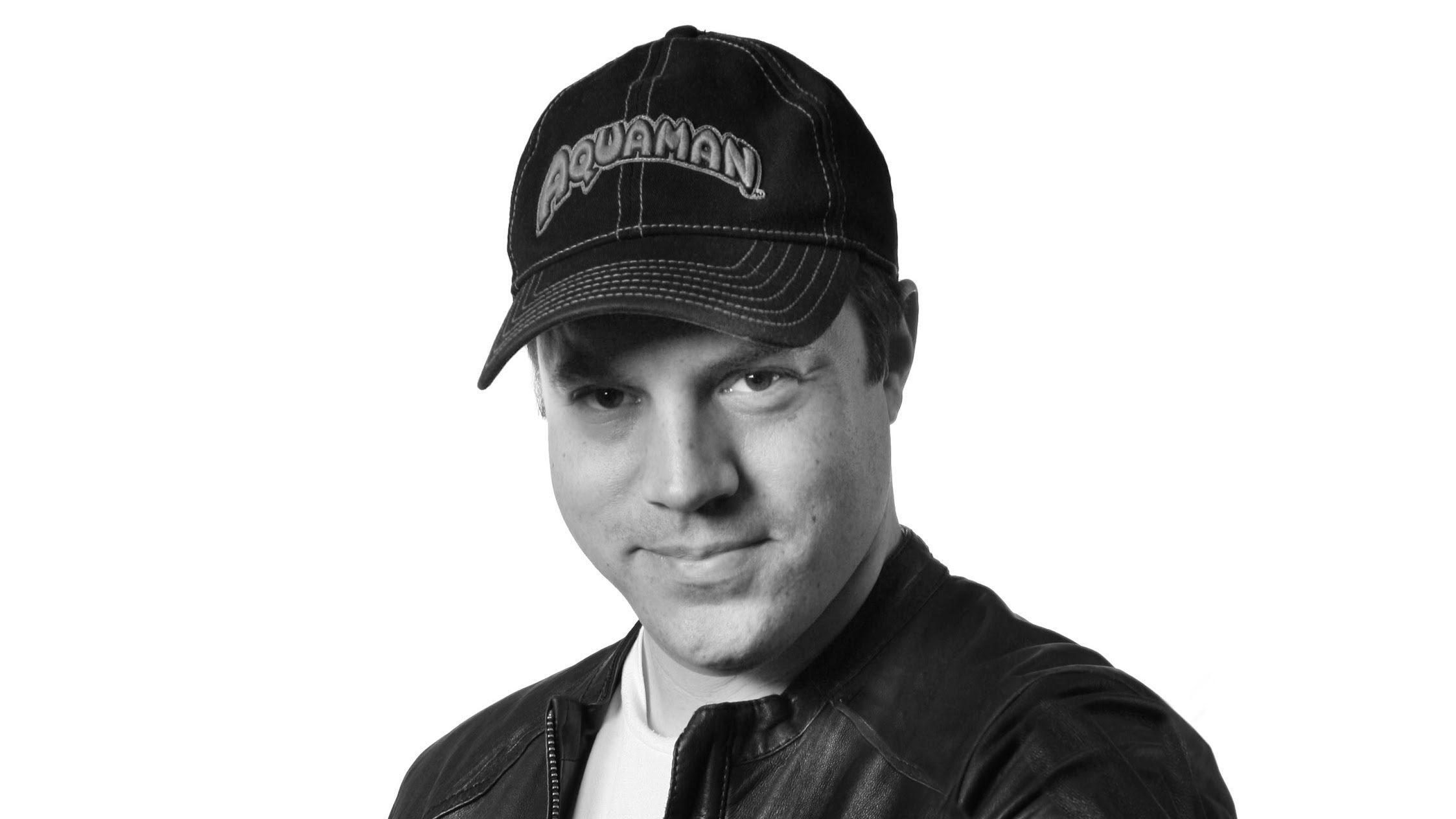 Geoff Johns Announces New DC Comics TV Series