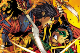Damian puts the team before himself in Teen Titans #4 REVIEW