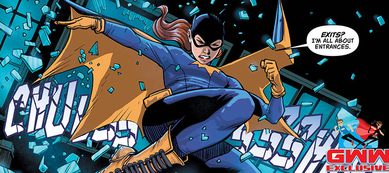 The team races to stop Fenice in Batgirl and the Birds of Prey #6 (EXCLUSIVE PREVIEW)