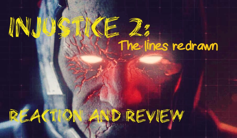 Breakingdown The INJUSTICE 2 Trailer