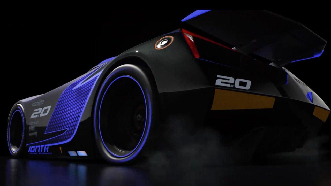 Cars 3 First Look: McQueen vs. Millenials