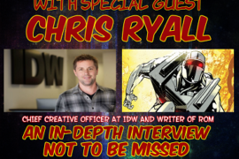 Parlipod Comic Book Talk: Chris Ryall Interview