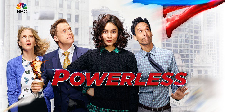 New 'Powerless' Promo Reveals Life at Wayne Enterprises