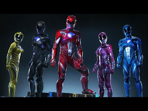 Breaking Down And Reacting To The Second Trailer for Mighty Morphin Power Rangers