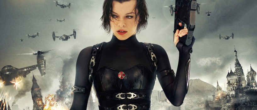 A Satisfying Send-Off in Resident Evil: The Final Chapter