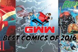 GWW Best of 2016 – Comics!