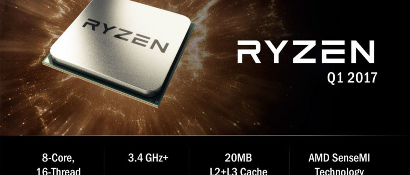 Better Late than Never, AMD had some big news at #CES2017