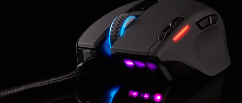 10,000 DPI, 16.8 Million Colors and…$50? Corsair Sabre RGB 10K DPI – Second Look