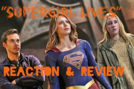 Under The Red Sun – Supergirl (2X10) REVIEW