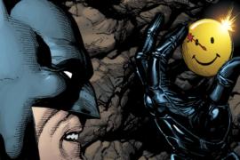 How Watchmen is Basically a Batman Comic