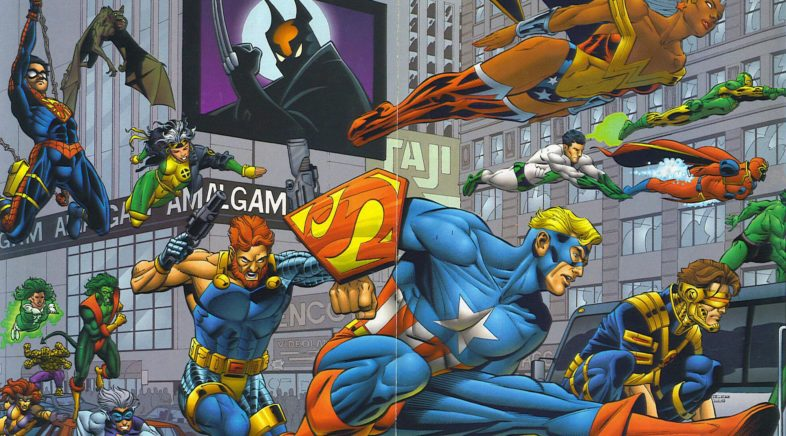 Ask the Council #2 – Who is the most powerful hero in the Amalgam Universe?!?