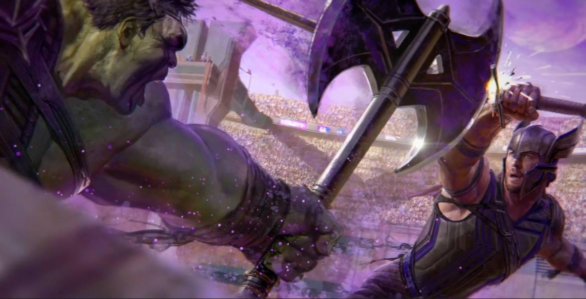Thor Ragnarok Concept Art Shows New Look at Hela