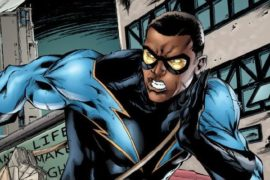 CW's Black Lightning Series Finds its Lead