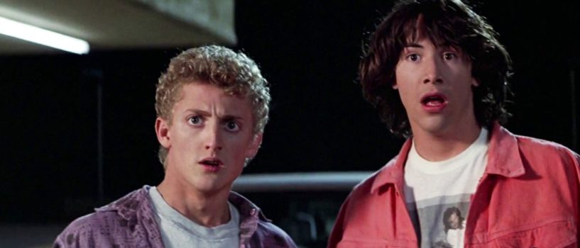 Bill and Ted Sequel Still in Development as Star Reveals Story Details