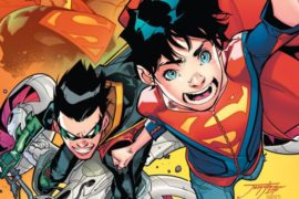 A Boy's Life in Super Sons #1 REVIEW
