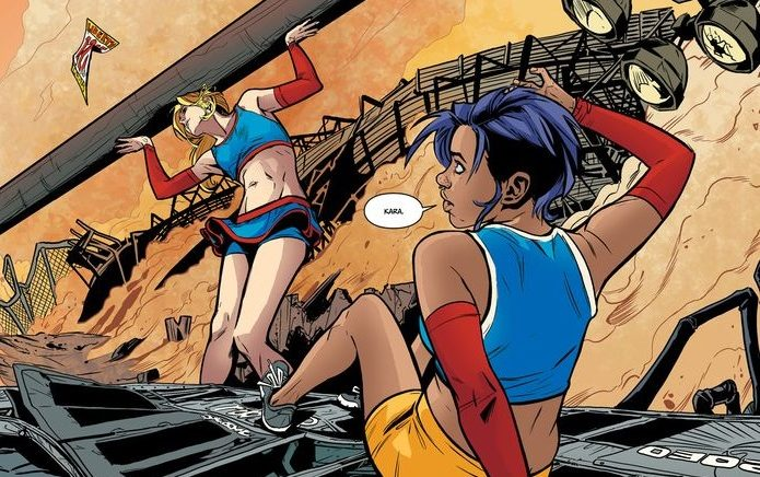 Having Super Powers can come with Super Problems Supergirl: Being Super #2 Review