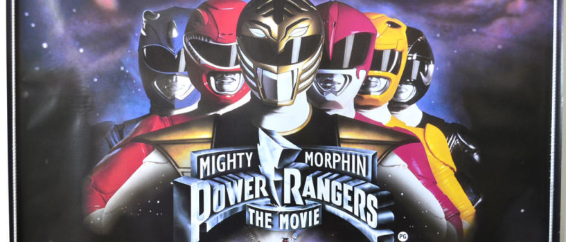 Lionsgate releases two new Morhinomenal Power Rangers Movie Posters
