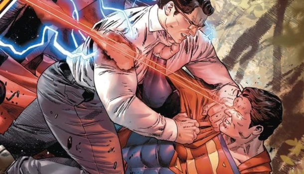 Super job keeping plates spinning in Action Comics #974 Review