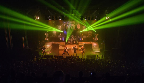 """Anthrax """"Among The Kings"""" Concert DVD to be released"""
