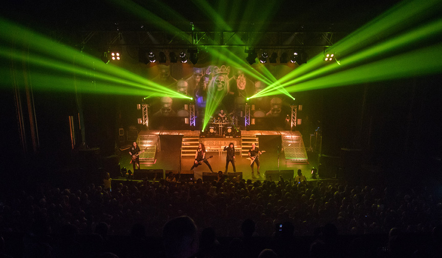 "Anthrax ""Among The Kings"" Concert DVD to be released"