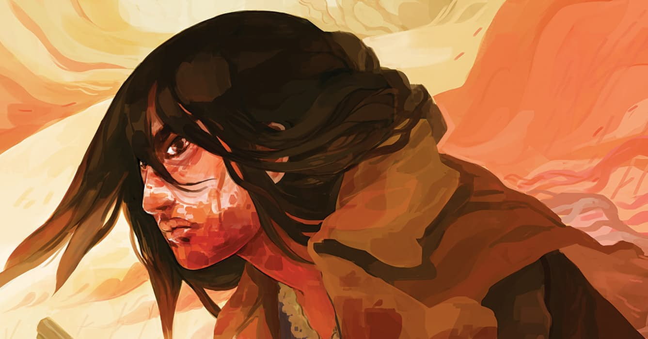 Life is pleasant. Death is peaceful. It's the transition that's troublesome in Death Be Damned #1 REVIEW
