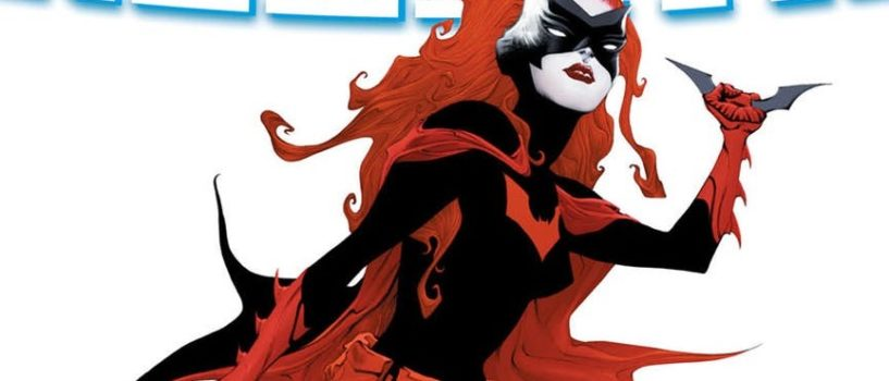 Batwoman Begins again in Batwoman: Rebirth #1 Review