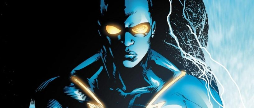 Black Lightning Series Moving to New Home