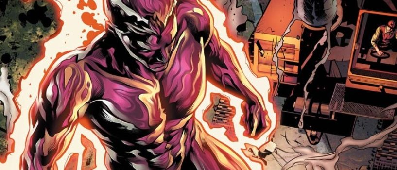 A Tragic End Leads to A New Beginning in The Fall and Rise of Captain Atom #3 REVIEW