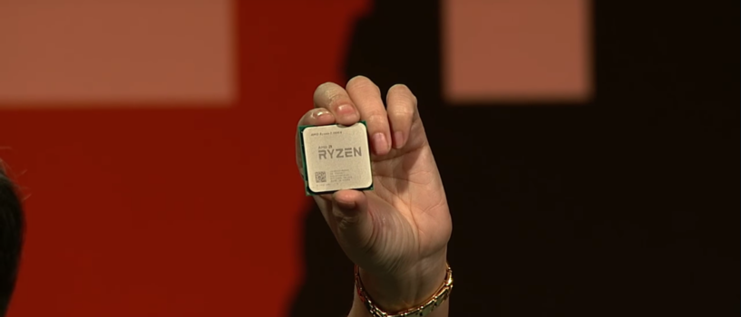 AMD Officially Announces Ryzen R7 Line-up, pricing and release date
