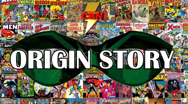 """Premier Episode of """"Origin Story"""" Your Weekly News Roundup- February 10, 2017"""