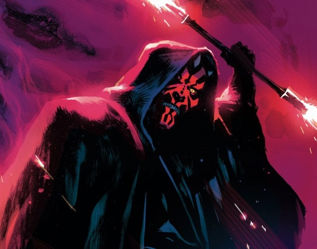 Just Sith Things In Darth Maul #1 Review