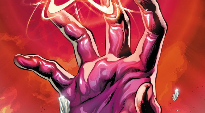 Being A Hero Isn't About Having Powers in The Fall and Rise of Captain Atom #2
