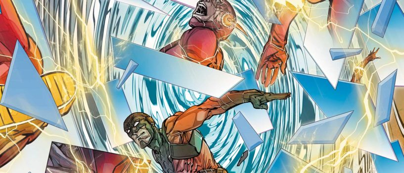 Rogues on the Run in The Flash #16 REVIEW