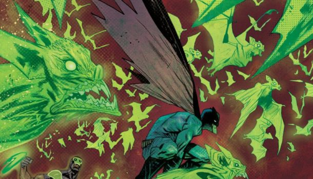 Fear Goes Viral in Green Lanterns #16 REVIEW